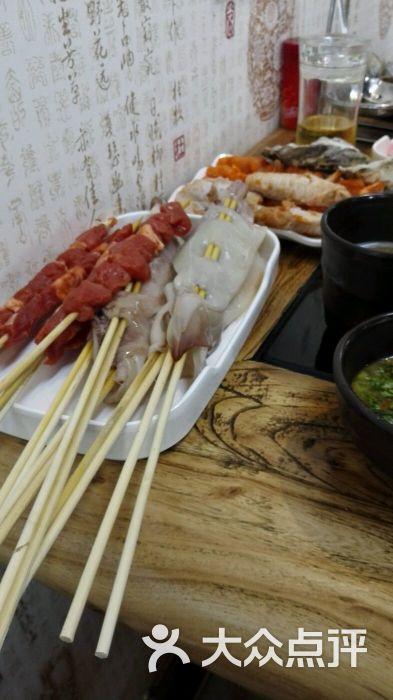 金刚煲自助涮烤(河北路华润万家)-图片-乌鲁木齐美食
