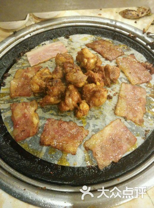 美烤肉韩式自助超市食堂-美食-九江图片-大众点立夏美食适合吃的图片