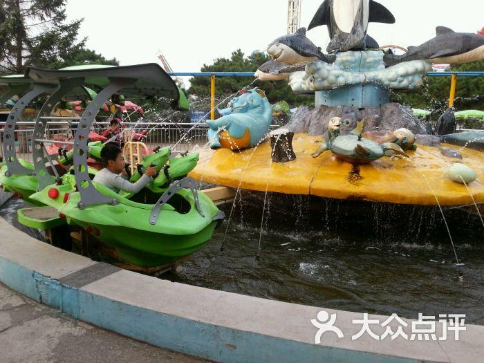 小河沿动物园游乐场-图片-沈阳景点-大众点评网