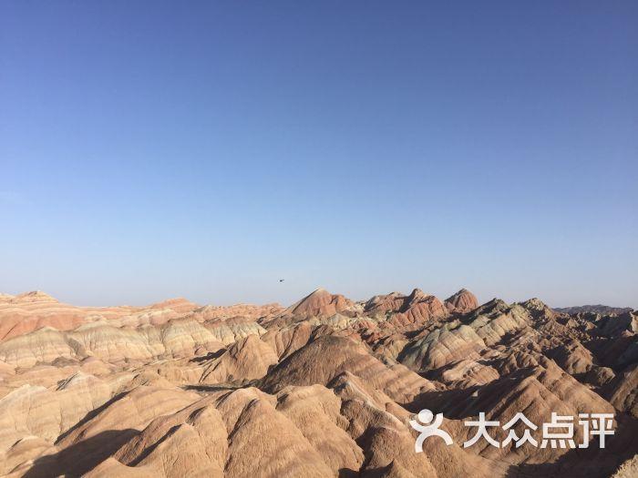 张掖丹霞地貌风景区图片 - 第6张