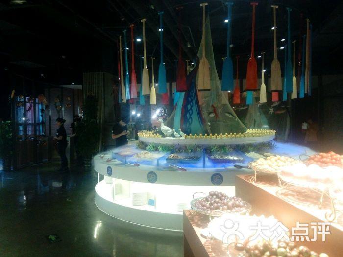 小岛海鲜自助火锅图片 - 第1张