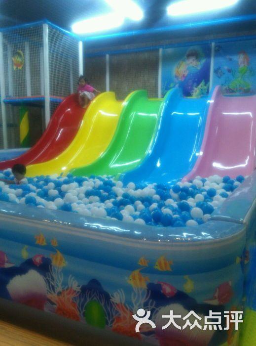 天使鱼儿童游乐园-图片-上海休闲娱乐-大众点评网