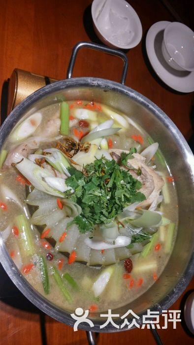小红袍港式火锅料理 三里屯红街店图片