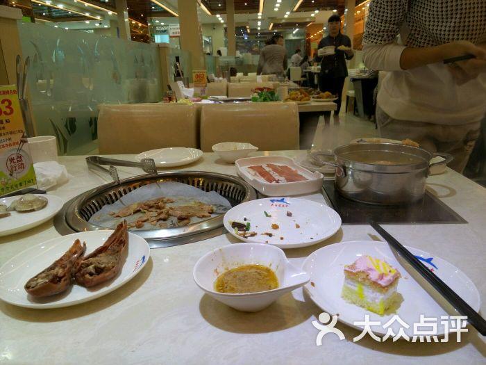 大白鲨国际海鲜涮烤自助图片 - 第1张