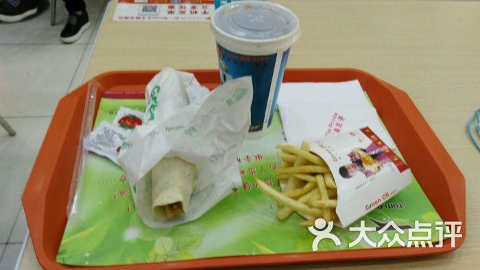TOM图片美食扬州店-炸鸡-汉堡美食-大众手绘眉山图片王子点评图片